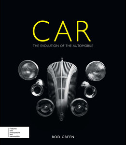 Car: The Evolution of the Automobile - ISBN: 9780233004600