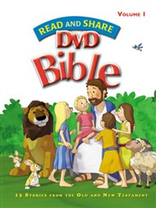Read and Share DVD - Volume 1 - ISBN: 9781400313037