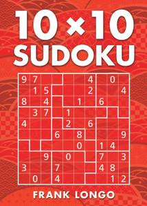 10 x 10 Sudoku:  - ISBN: 9781454915997