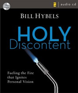 Holy Discontent - ISBN: 9780310277354