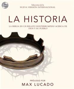 La Historia NVI, audio CD íntegro - ISBN: 9780829752953