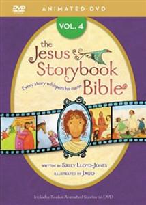 Jesus Storybook Bible Animated DVD, Vol. 4 - ISBN: 9780310738466