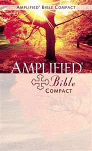 Amplified Bible, Compact, Hardcover - ISBN: 9780310439318