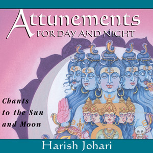 Attunements for Day and Night: Chants to the Sun and Moon - ISBN: 9781594770739