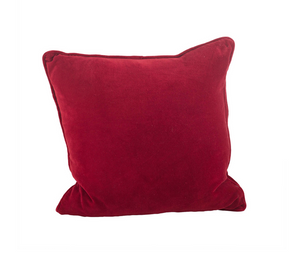 Classic Velvet Down Filled Decorative Throw Pillow