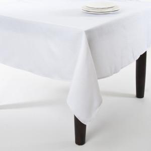 Basket Weave Design Square Tablecloth