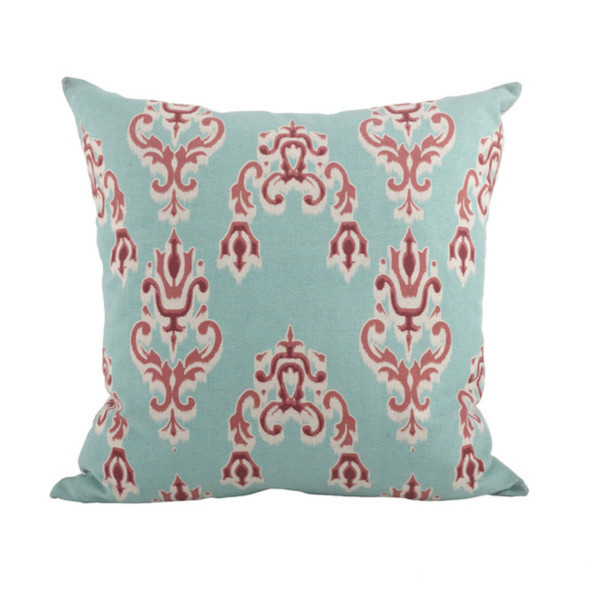 Fennco Styles Ikat Down Filled Decorative Throw Pillow & Pillow