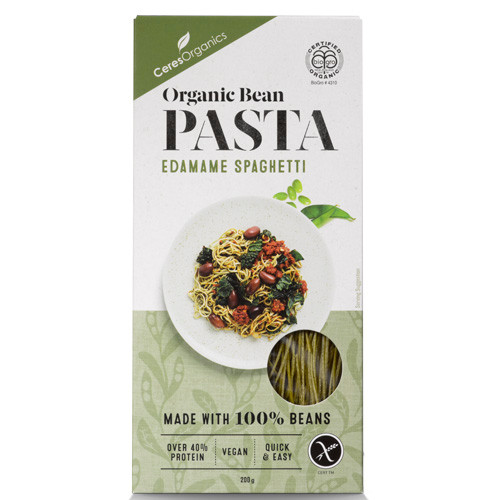 Ceres Organics Edamame Spaghetti
