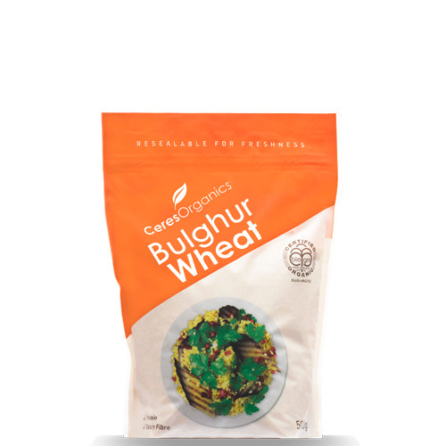 Ceres Organics Organic Bulghur Wheat