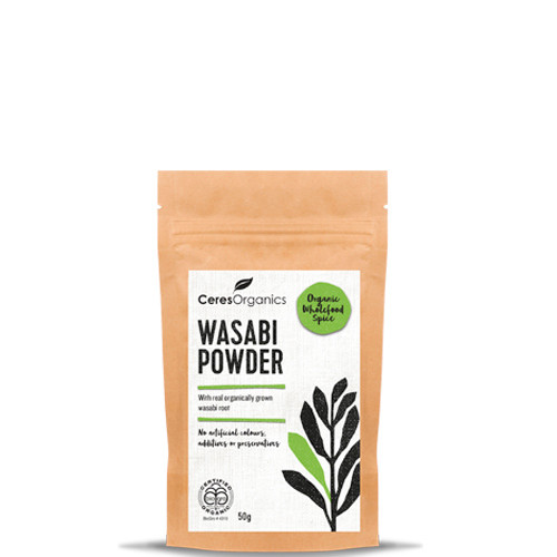 Ceres Organics Wasabi Powder