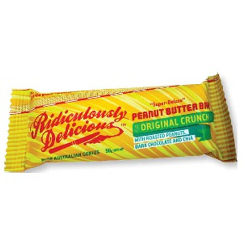 Ridiculously Delicious Peanut Butter Bar Original