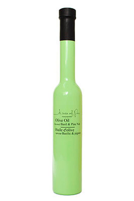 A Taste of Paris Olive Oil Basil and Pine Nut