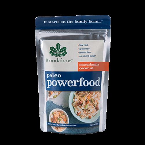 Brookfarm Paleo Macadamia Powerfood