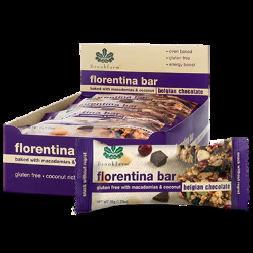 Brookfarm Gluten Free Florentina Bar x 12