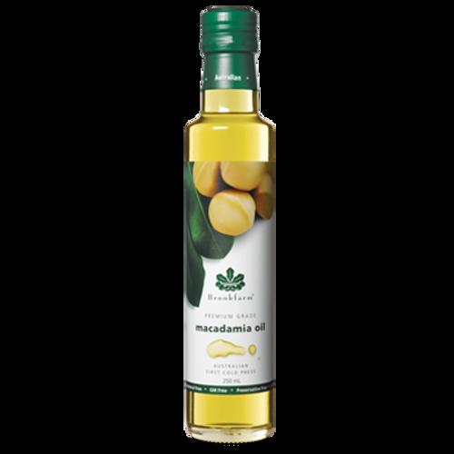 Brookfarm Macadamia Oil Premium Grade