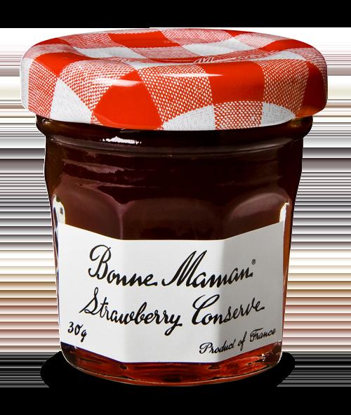 Bonne Maman Mini Jam Strawberry box