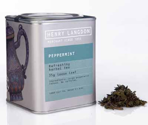 Henry Langdon Peppermint Tea