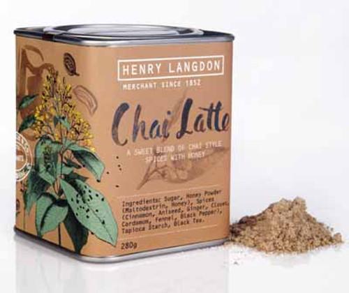 Henry Langdon Chai Latte