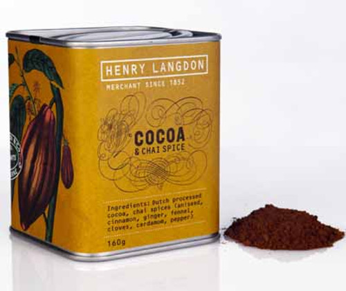 Henry Langdon Cocoa and Chai Spice
