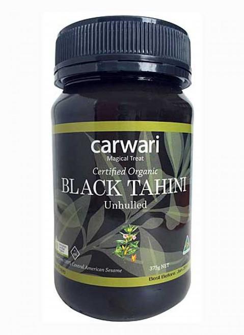 Carwari Tahini Black
