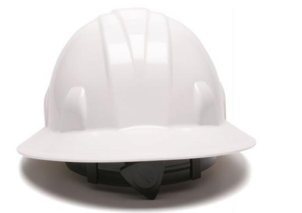 SL SERIES FULL BRIM HARDHAT HP24110  -WHITE