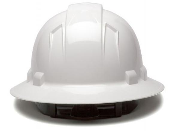 RIDGELINE FULL BRIM HARDHAT HP54110  -WHITE