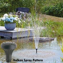 Vulkan Nozzle Attachment Spray Pattern