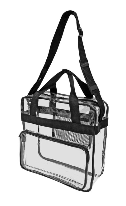 Mesh zipper pocket inside to keep critical asset away from other supplies.