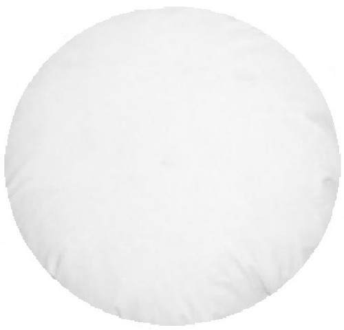 Round Gusset Floor Cushion With Insert 80 cm x 10 cm - Pillows and ...