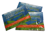 100% Natural Bug Repellent Wipe