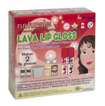 Kiss Naturals Mini Lava Lip GLoss Kit