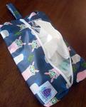 TBSA Pouch Wipe Bags by Luludew