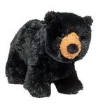 Charcoal Black Bear - Douglas Toys