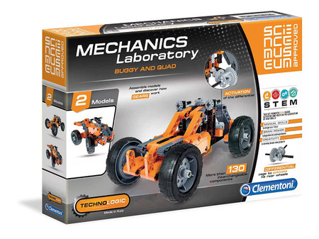 Mechanics Lab Buggy & Quad