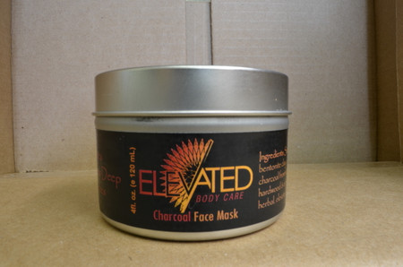 Taylors Activated Charcoal Facial Mask 4.0 oz