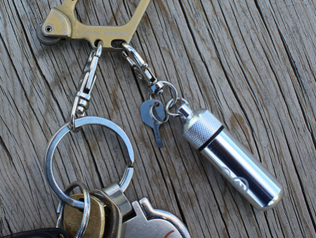Accessory Kit for Firebiner/Keychain - Made in the USA