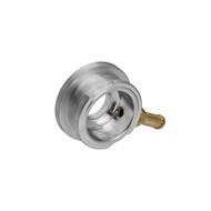 "Billet Aluminum Radiator Filler Neck 1-11/16"" or 43mm Diameter-01"