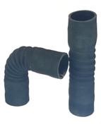 "2"" Ultra Flexible Oil, Gas & Diesel Fuel Filler Hose Section (10"" TO 7"" Long)"