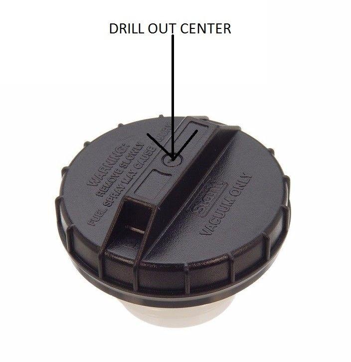 Fuel Cap Tether Dorman 55300 HELP
