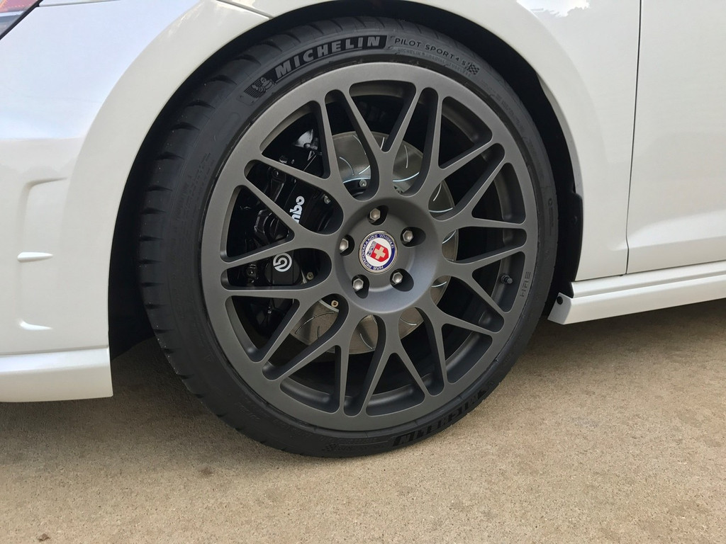 VW Titanium Lug Bolt Set