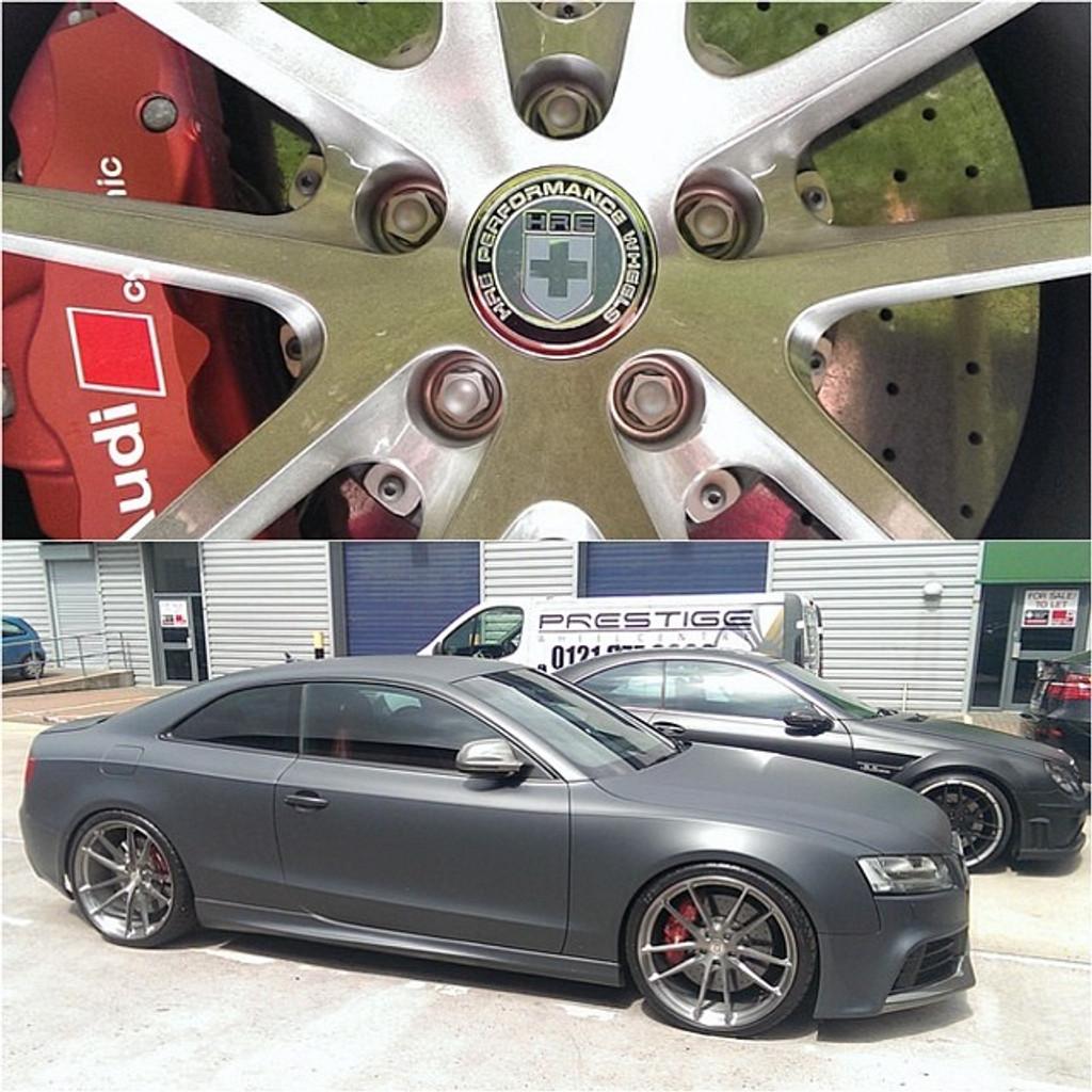 Audi Titanium Security Lug Bolts
