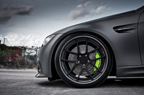 BMW Titanium Security Lug Bolts