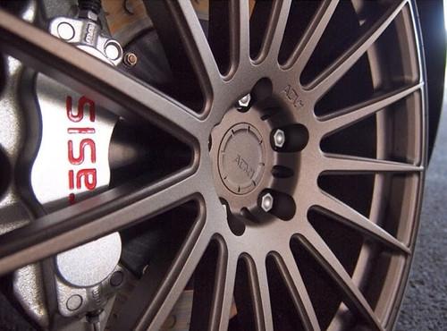 Audi Titanium Lug Bolt Set