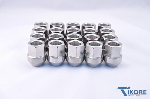 Lexus Titanium Open Ended Lug Nut Set
