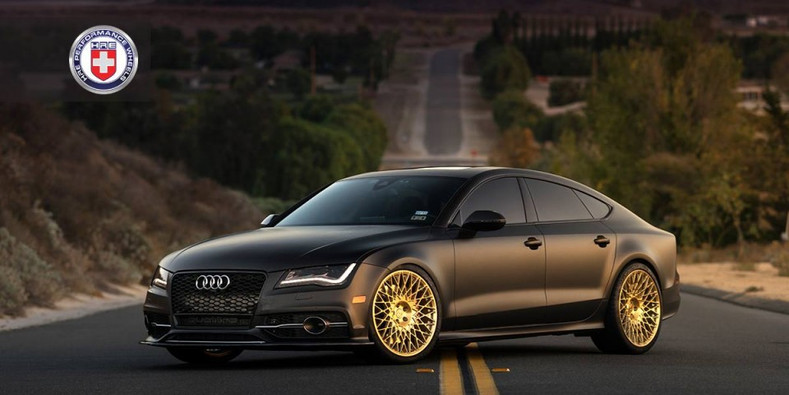 TiKORE + SEMA 2014 + ProjectS7 + HRE