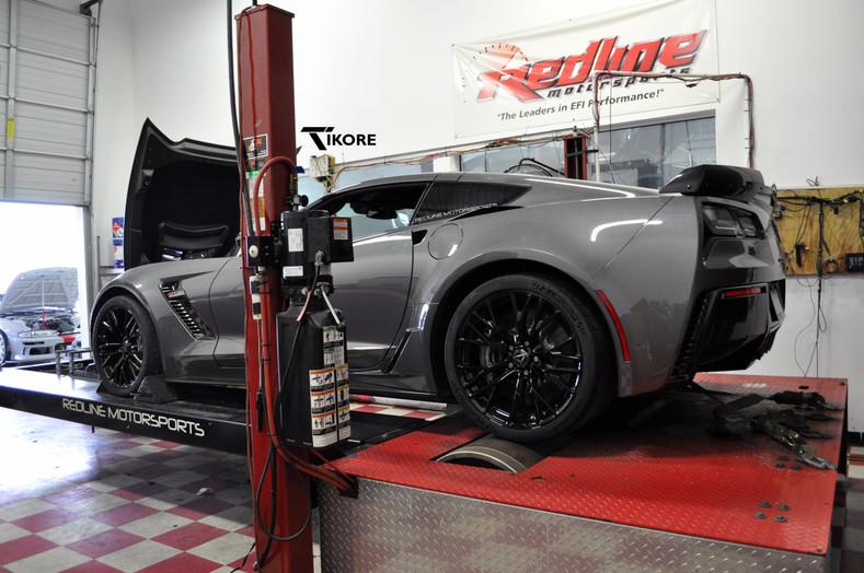 TiKORE + Redline Motorsports C7 Z06 w/ Nitrous