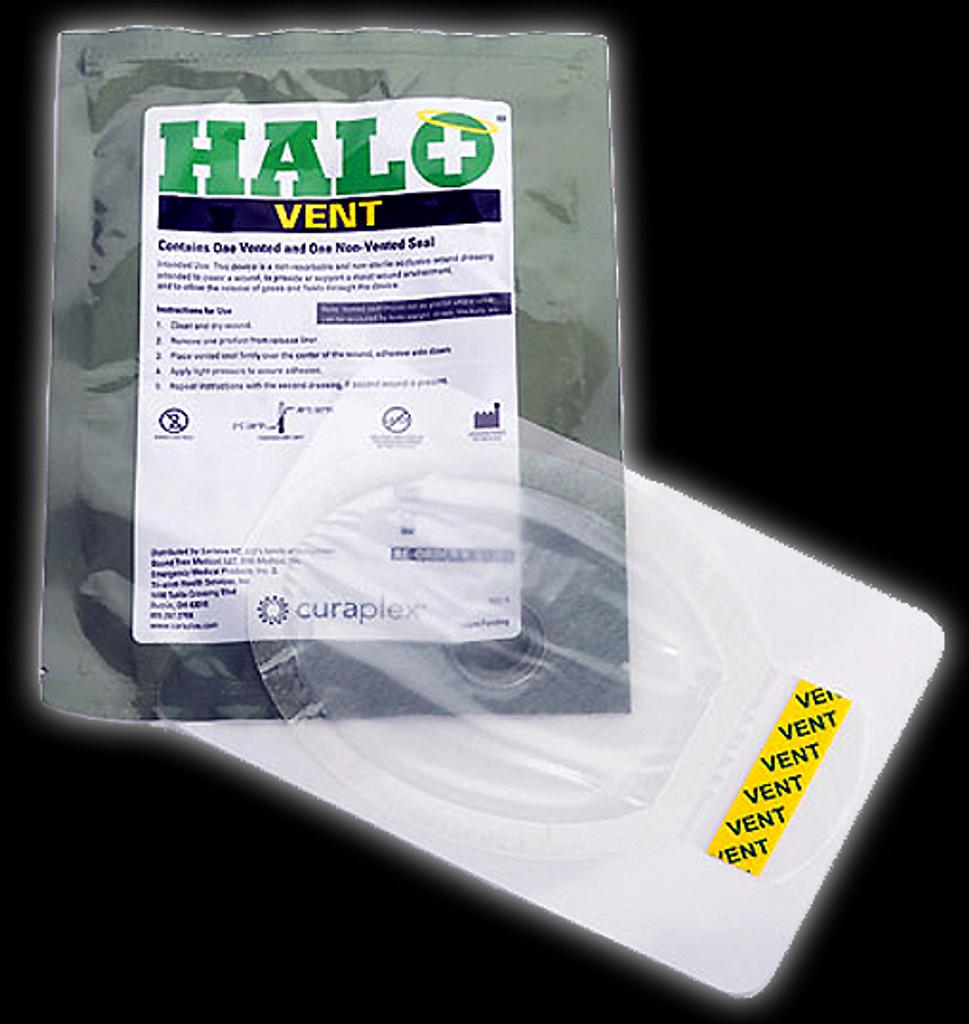 "HALO ""Vent"" Seals"