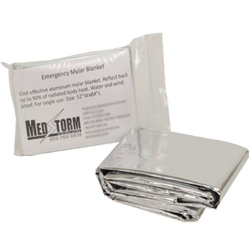 Medstorm Mylar Emergency Blanket