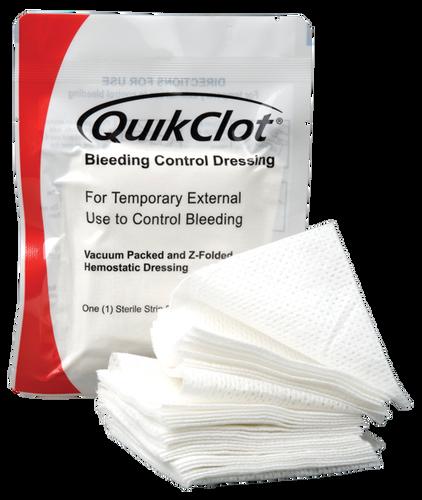 QuikClot Bleeding Control Dressing 12' (4 yards)