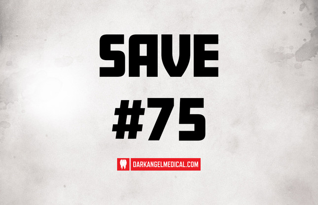 Save 75: Confirmed!